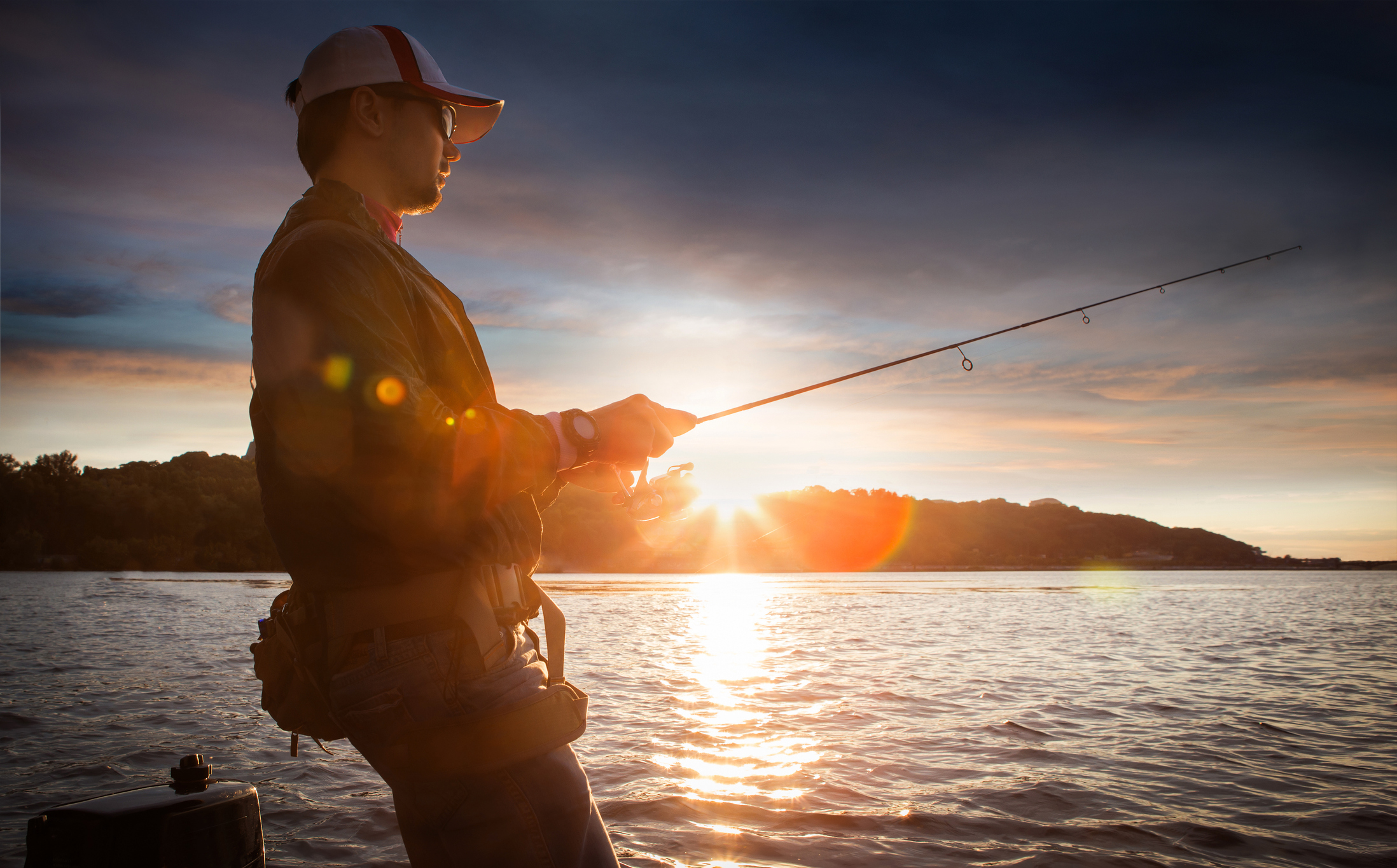 Beat the Summer Heat…Fish When the Sun Goes Down
